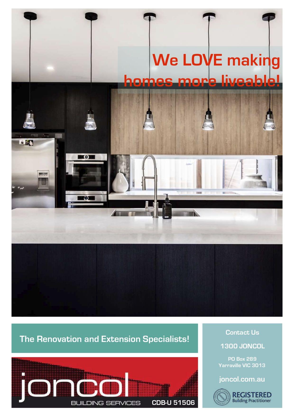 Joncol Brochure Cover Image